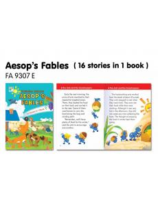 Timeless Morals: Aesop's Fable(128 pages)