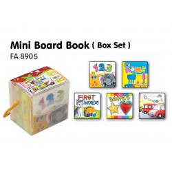 Board Book Box Set B (5 books)
