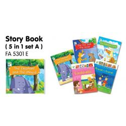 Story Book Set A (5 books)