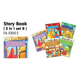Story Book Set B (5 books)