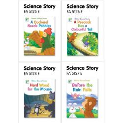 Science Story Set A (4 books)