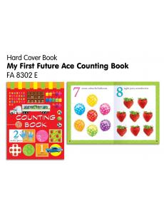Hardcover Counting Book