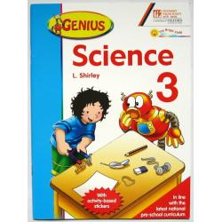 Genius Science (Book 3)