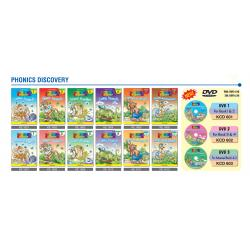 Phonics Discovery (Full set: 6...